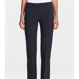 Theory Emery 2 Langly Black Dress Pants